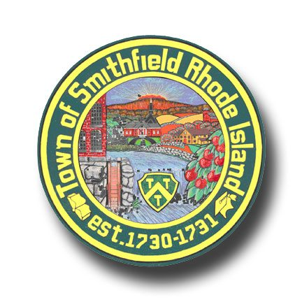 The seal of the Town of Smithfield