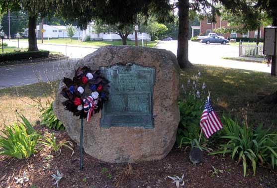 Greenville World War I Monument
