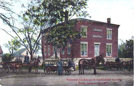 National Exchange & Smithfield Savings Bank