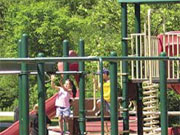 Playground at Deerfield Park