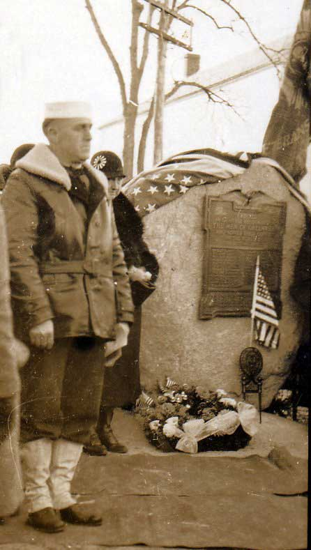 Greenville World War I Memorial Dedication 1931